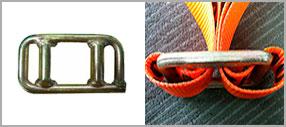 Затяжная пряжка для систем стяжки грузов
